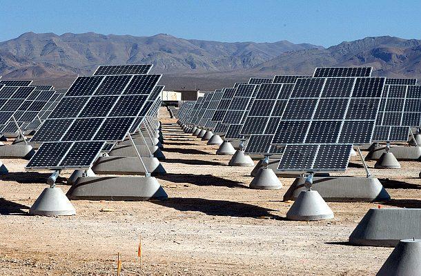 Čínská firma plánuje velkou koncentrovanou solární elektrárnu 1