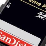 Vytvořili microSDXC kartu s největší pamětí 7