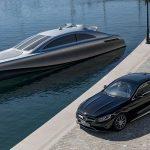 Mega luxusní jachta od Mercedes-Benz jen pro deset šťastlivců 4