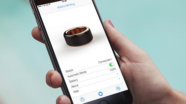 HB Ring - prsten, který vám umožní pozorovat tlukot srdce Vašeho partnera 1
