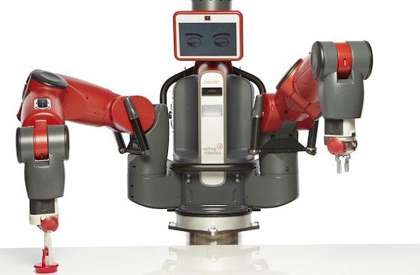 Vezmou roboti lidem jejich práci? 1