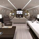 Soukromý Boeing 787-8 s královským apartmá na palubě 2