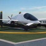 Létající taxi: vrchol luxusu a pohodlí od Uber Technologies 5