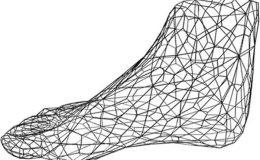 25-letá Švédka přišla s konceptem jak využít 3D Skener na výrobu bot na míru 31