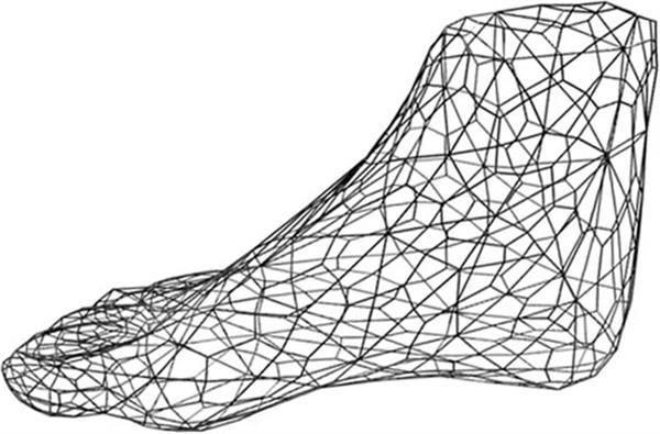 25-letá Švédka přišla s konceptem jak využít 3D Skener na výrobu bot na míru 1
