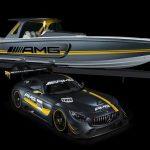 Mercedes AMG a Cigarette Racing Team ve své šesté vzájemné spolupráci ignorují gravitaci