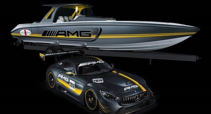 Mercedes AMG a Cigarette Racing Team ve své šesté vzájemné spolupráci ignorují gravitaci 1