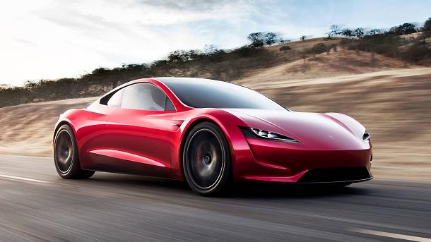 Tesla Roadster: nejrychlejší sériové auto současnosti s dojezdem 100 km na jedno nabití 1