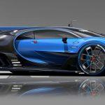 Poznejte automobil z legendární hry, který se stal skutečností - Bugatti Vision Gran Turismo! 3