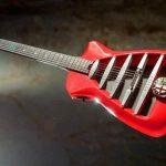 Elektrická kytara Alfa Romeo v limitovaném počtu