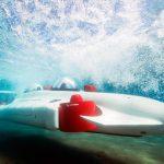 Deepflight Dragin: lehko ovladatelná osobní ponorka za 1,5 miliónů dolarů