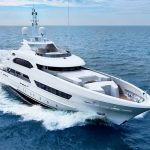 Heesen Ann G: elegantní jachta ve velkém stylu 7