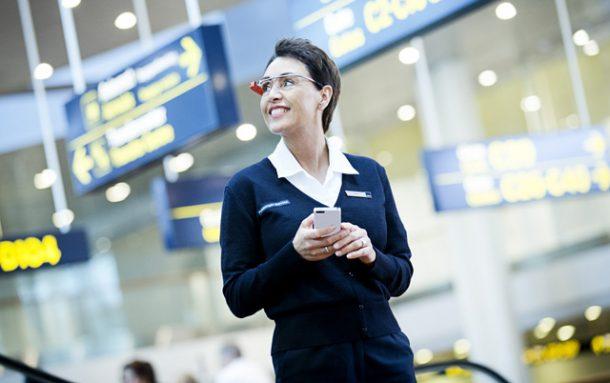 Kodaňské letiště se stane prvním letištěm na světě vybavené brýlemi Google Glass 1