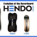 První a zároveň nejmenší skateboard, který se vznáší ve vzduchu, je na světě! 5