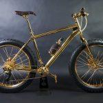 Nejdražší kolo na světě vyrobené z čistého zlata stojí téměř jako jedno Bugatti 3