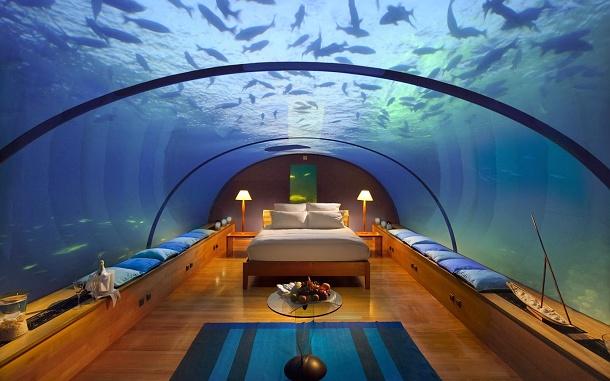 Hydropolis: nezapomenutelný podmořský svět v Dubaji 1