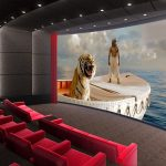 Imax osobní kino nabízí velkolepý zážitek z filmu přímo ve vašem domově