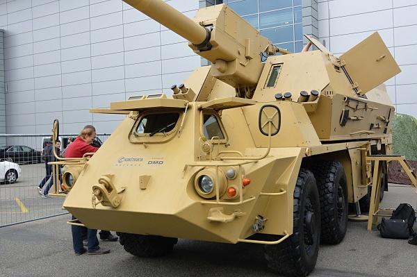 Eva - novinka od Slovenských zbrojařských společností, která možná už brzy bude ve výzbroj (nejen) našich ozbrojených sil 1