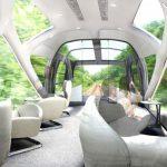 Japonci připravují novou vlakovou dopravu pro zazobané důchodce