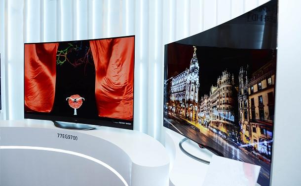 LG: Technologicky nejvyspělejší televizory na světě 1