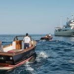 La Sultana: Sovětská, průzkumná super jachta