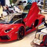 Spojení Lamborghini a Wellness technologií Bodyfriend přináší luxusní masážní křesla 3