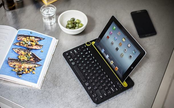 Logitech představil univerzální klávesnici pro všechny zařízení 1