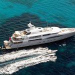 Madam Kate: 60-metrová super jachta vyrobena pro Brazilského velkopodnikatele