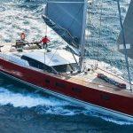 Exkluzivní plachetnice Nomand IV 6