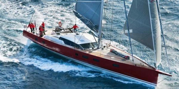 Exkluzivní plachetnice Nomand IV 1
