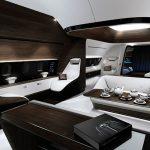 Společnost Mercedes spolupracuje na vývoji luxusní letecké kabiny 2