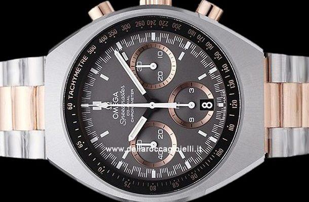 Omega Speedmaster Mark II Chronograph. Návrat mise Apolo 11 na Měsíc 1
