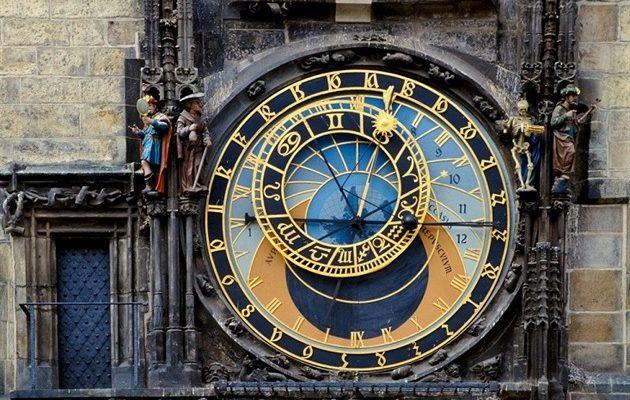 Pražský Orloj - mistrovské dílo ze světa středověkých hodinářů oslavuje 605. výročí svého vzniku 1