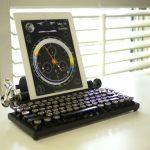 Qwerkywriter: mechanická klávesnice pro 21. století