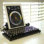 Qwerkywriter: mechanická klávesnice pro 21. století 4