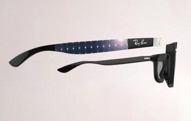 Sluneční brýle Ray-Ban jako nabíječka pro váš iPhone 1