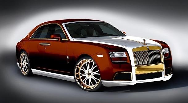 Luxusní Rolls-Royce jen za 16 Bitcoinů! 1