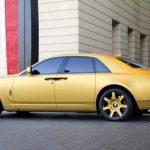 Luxusní Rolls-Royce jen za 16 Bitcoinů!