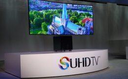 Zakřivuje se na povel! 105-palcový SUHD TV Samsung jako první na světě 30