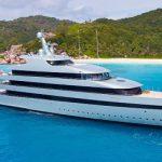 Savannah: první hybridní super jachta na světě
