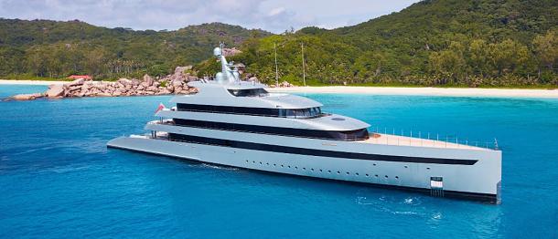Savannah: první hybridní super jachta na světě 1