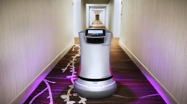 E budoucnost hoteliérství v poslíčcích, kteří nepotřebují spropitné? 1