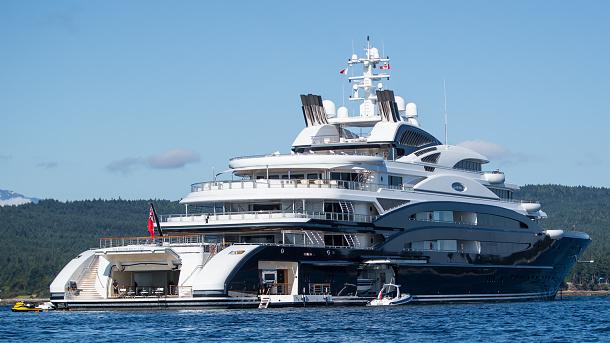Jachta Serene: luxusní plavidlo vodkového magnáta za 300 miliónů dolarů 1