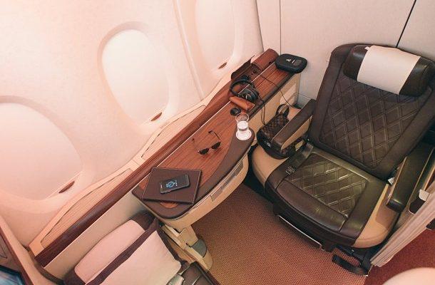 Jaké je létat nejluxusnějšími aerolinkami na světě, které nabízí více než pouhou první třídu? 1