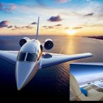 První soukromý nadzvukový tryskáč zkrátí dobu letu až o polovinu 6