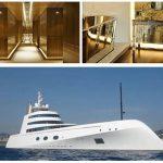 Takto vypadá interiér jachty za více než 300 milionů dolarů, která patří ruskému miliardáři 7