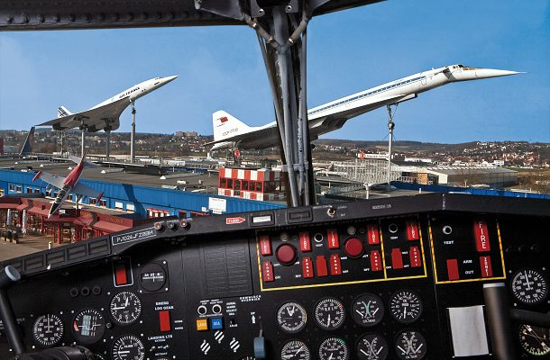 Tupolev TU - 144 kontra Concorde: tragický souboj o nejrychlejší dopravní letadlo 1