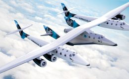 2,5 hodinový výlet do vesmíru a zpět za 200 tisíc €? Proč ne?! 41