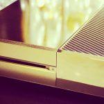 Zlatý Xbox One za 6000 Liber exkluzivně v Londýně 3