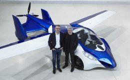 Luxus ve Slovenštině: aeromobil 3.0 představený 32